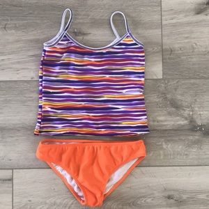 Other - Azul 2 Piece Swimsuit - Size 8